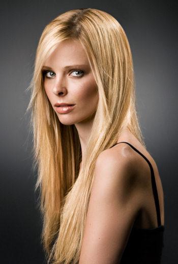 Стрижки на прямые длинные волосы женские