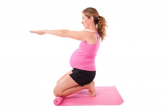 Спорт перед беременностью