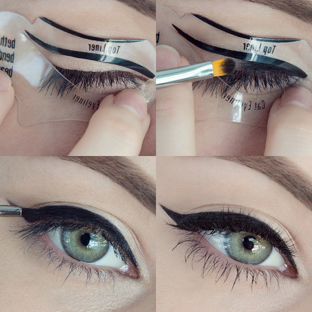 Cat Eye Makeup Pencil Eyeliner Makeup Daily