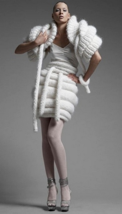 вязаная юбка Womanwiki женская энциклопедия