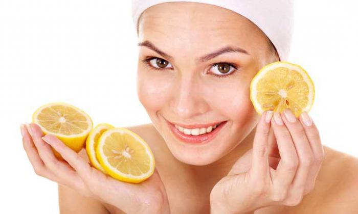 Как сделать маску для лица с лимоном