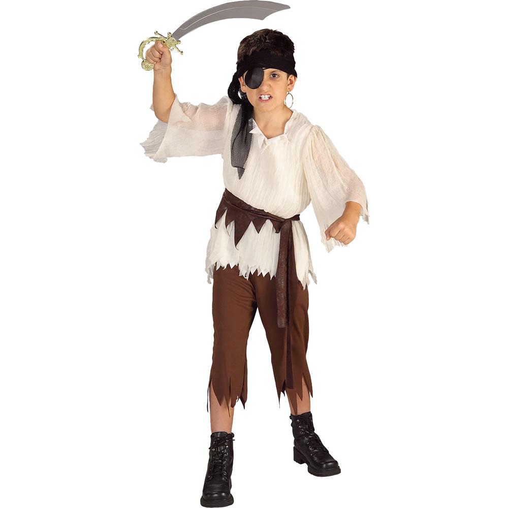 Детские костюмы пиратов для мальчиков своими руками