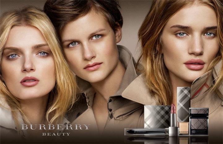 Burberry makeup