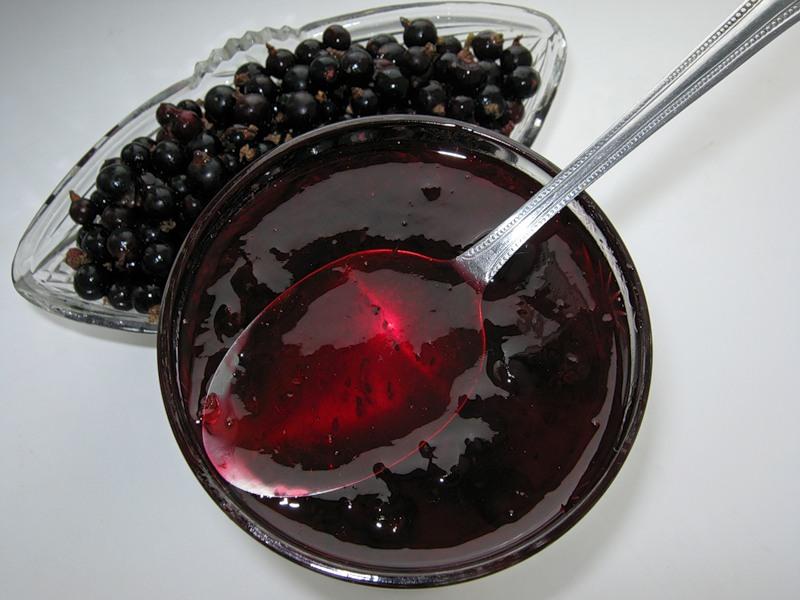 Варение из черной смородины приготовить