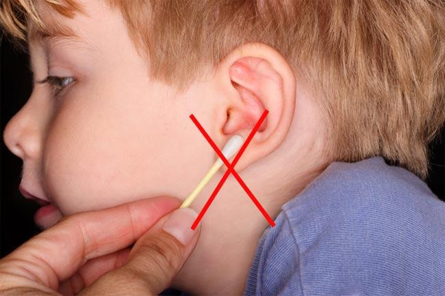 Чем можно прочистить уши в домашних условиях