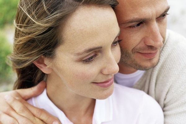 Фото мужчина и женщина