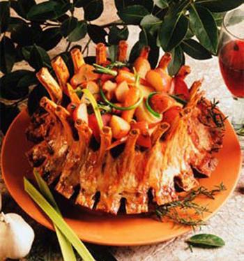 Приготовление блюда лобио