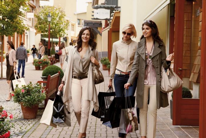 В чем ходить на шопинг