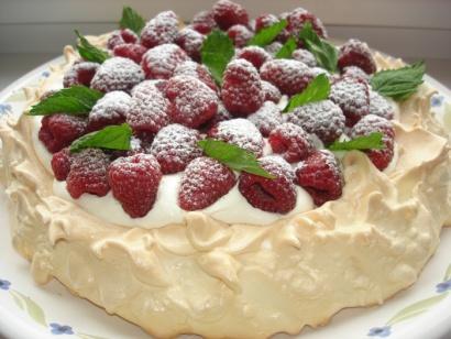 Торт павлова рецепт с фото пошагово