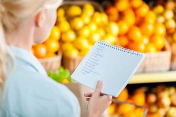 список продуктов чтобы похудеть