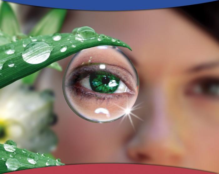 Как сделать каплю для глаз