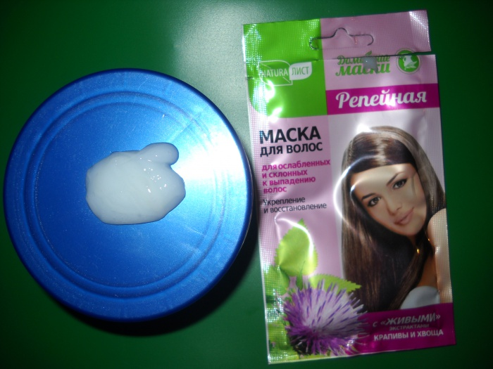Как сделать солевую маску для волос