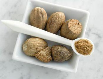 Мускатный орех в кулинарии для секса рецепты