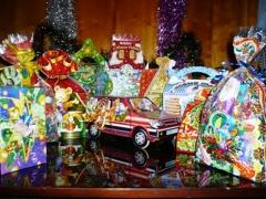 Как собрать сладкие новогодние подарки