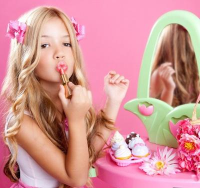 Детская косметика исследование детской косметики