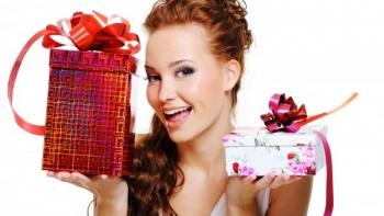 Самые популярные подарки для женщин