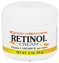 Retinol в косметике