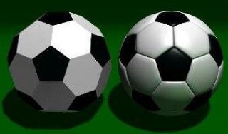 Как сделать мяч футбольный своими руками