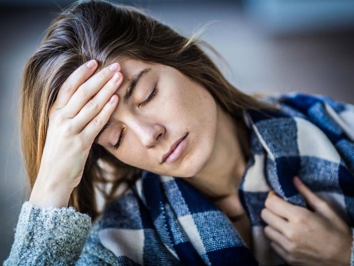 хроническая усталость после тяжелой работы