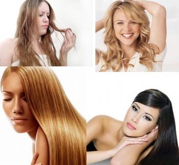 Какие бывают типы волос