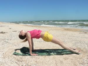 Гимнастика с элементами йоги