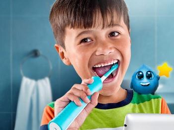 Зубная щетка электрическая орал би насадки для зубных щеток