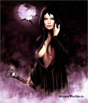 красивые ведьмы картинки фото
