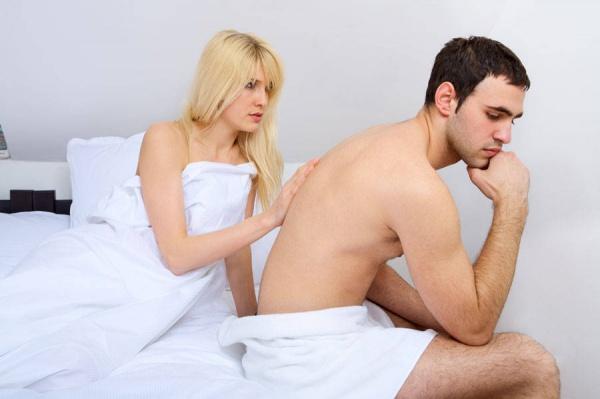 что делать если у мужчины короткий половой акт известную детства