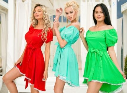 Женские платья своими руками фото 546