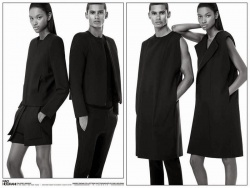 1adebe87f214 Коллекция платьев для мужчин и женщин от Rad Hourani