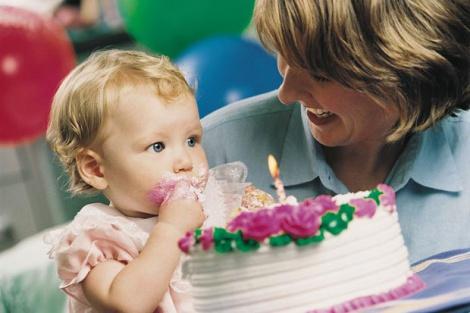 как отпраздновать первый День рождения ребенка в Запорожье